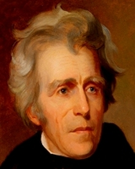 Picture of President Andrew Jackson
